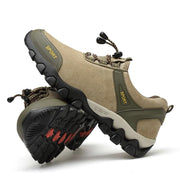 Men's Leisure Outdoor Hiking Waterproof Non-Slip Breathable Sports Shoes