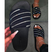 Women Slippers Flat Platform Sandals