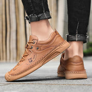Men's Casual Handmade Leather Shoes