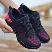 Women's Soft-Soled Flying Mesh Breathable Sneakers
