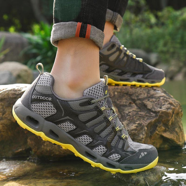 Men's Lightweight Outdoor Hiking Shoes