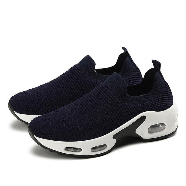 Women's Casual Breathable Wear-Resistant Sneakers