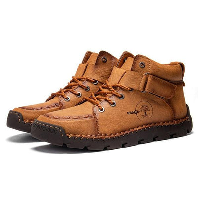 Men'S Warm Casual High-Top Boots