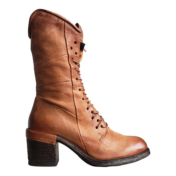 Women's Vintage Ankle Boots