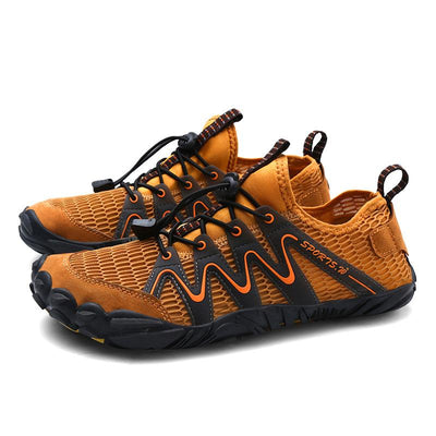 Men's Outdoor Non-Slip And Waterproof Hiking Shoes