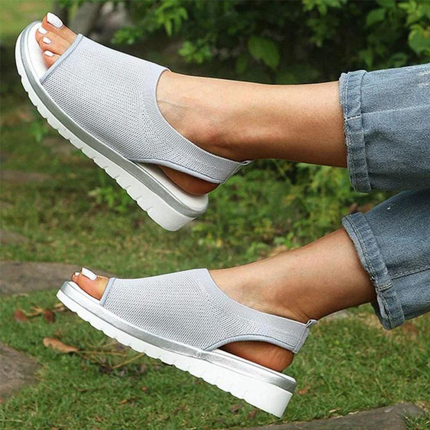 Women Simple Comfy Breathable Sandal