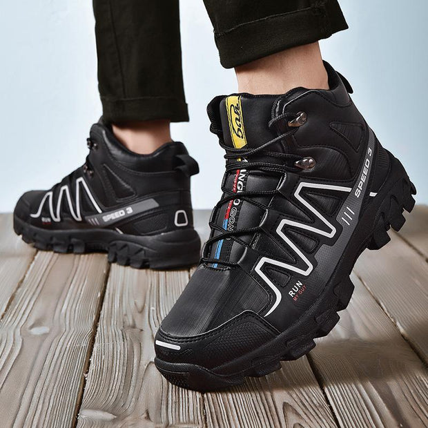Men's Outdoor Hiking Waterproof Leisure Casual Boots