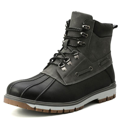 Men's Thick Warm High-Top Martin Boots