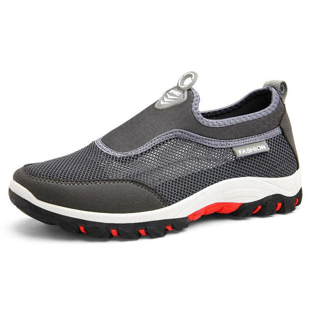 Men Lightweight Breathable Mesh Casual Shoes Loafers