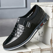 Men's Comfortable Business Slip on Shoes