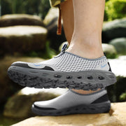 Men Honeycomb Mesh Quick Drying Beach Water Shoes(Please Go Up 1 Size)