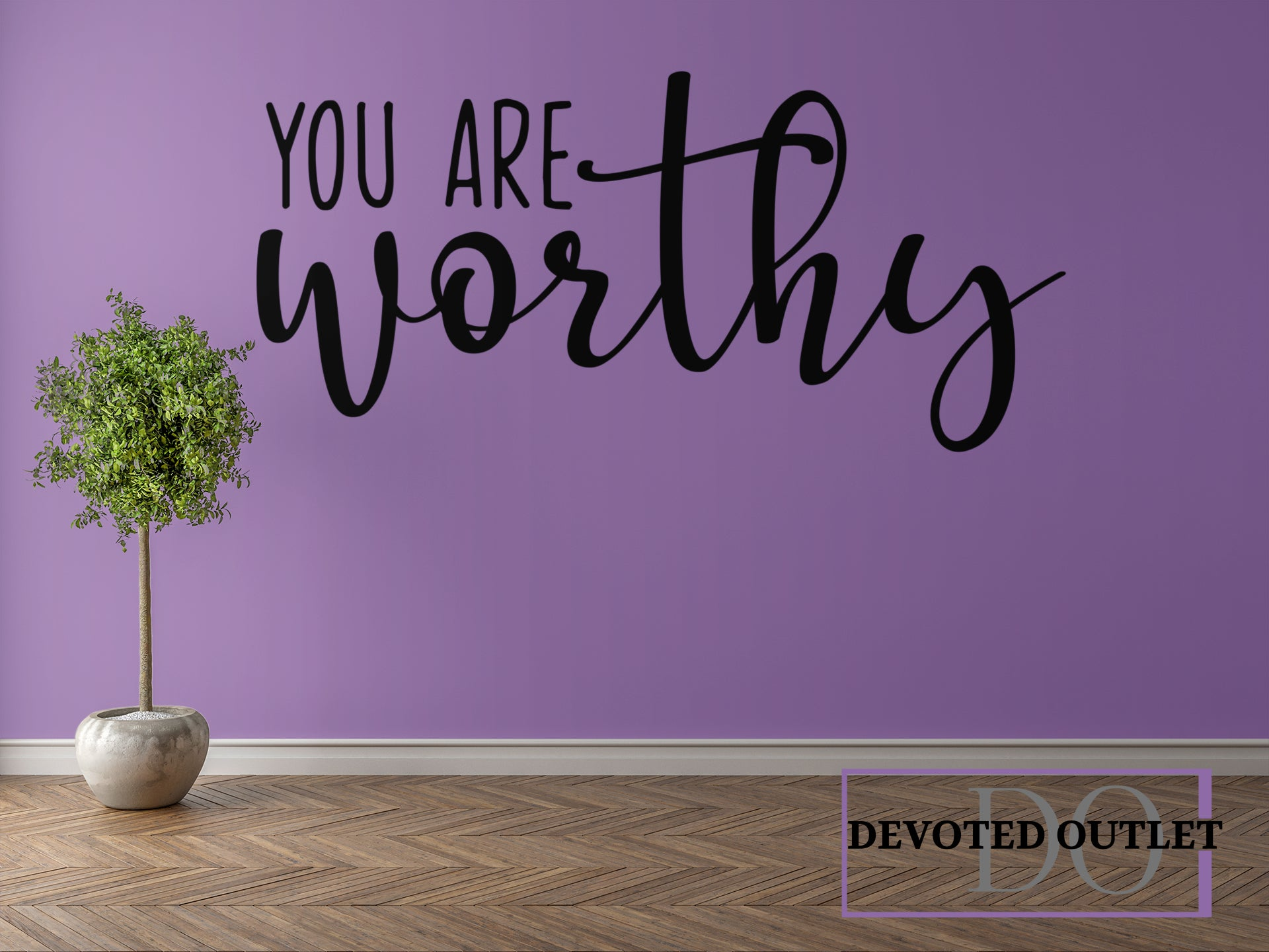 Devoted Outlet You Are Worthy Christian Liberty Blog Image 3
