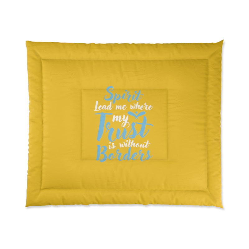 Without Borders Comforter