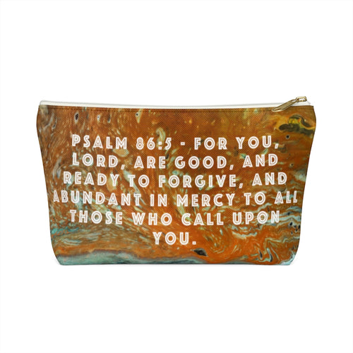 Psalm 86:5 Toiletry Bag