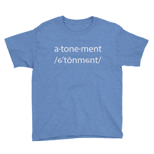 Atonement Youth T-Shirt