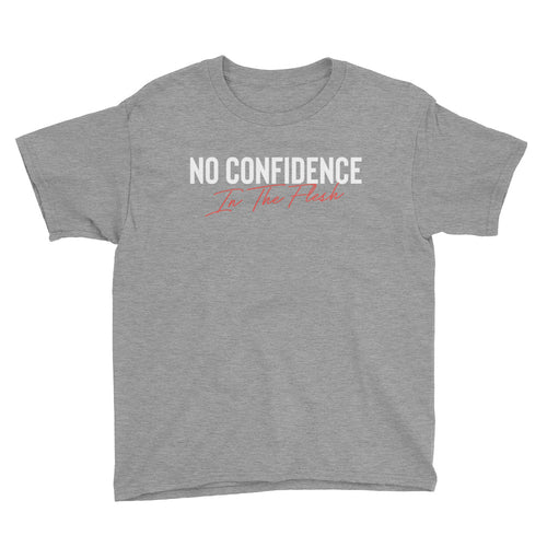 No Confidence In The Flesh Youth T-Shirt
