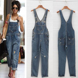 Vintage Strap Backless Sleeveless Jumpsuits