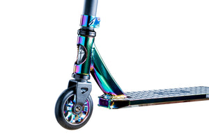Stuntscooter Next Level neochrome
