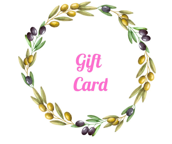 Olive Branch Boutique Gift Card