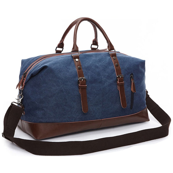 Men's large travel duffle bag
