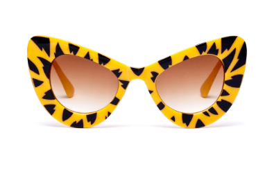 "alchemiOJOS NRODA ""Super Cats"" Sunnies by Samantha Smikle"