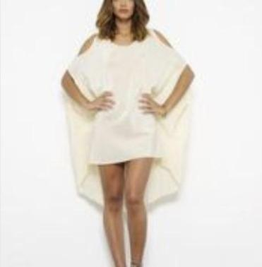 CARLTON JONES Angel Shoulder Dress
