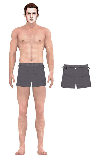 alchemiACTIVIST Men's Sport Short