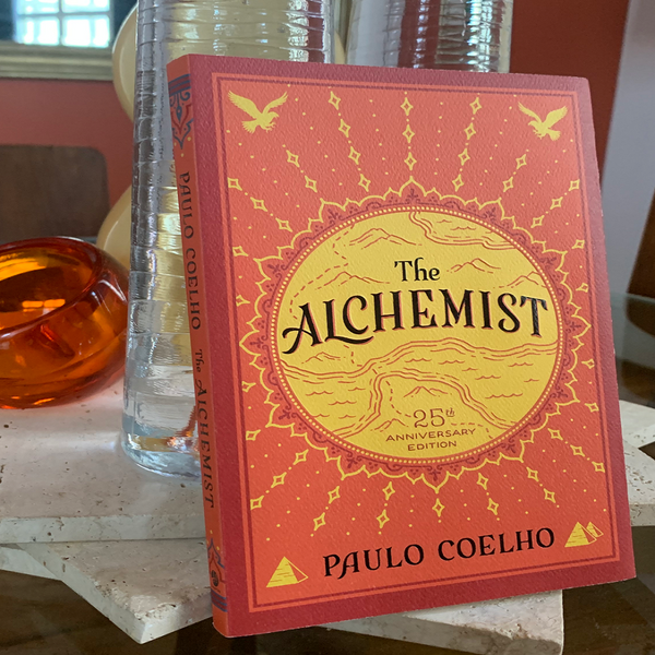 alchemiCASA READ: The ALCHEMIST