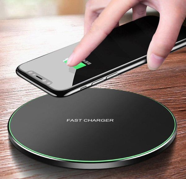 Qi USB Wireless Charger Pad