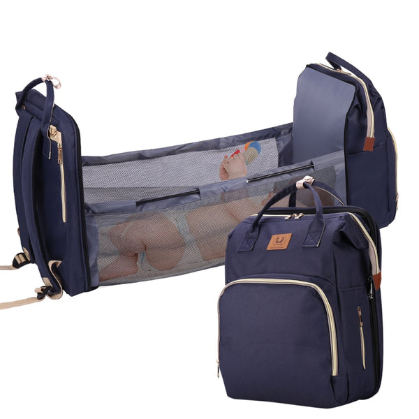 2 in 1 Multifunction Travel Mommy Bags