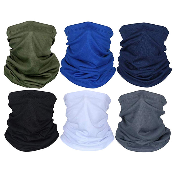 Unisex Turban Sport Face Scarves Outdoor Sports