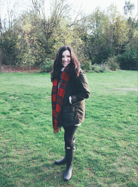 english country outfit