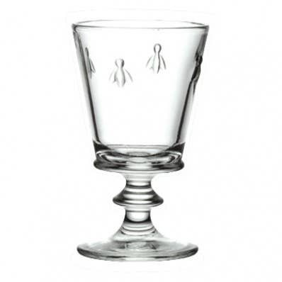 Bee Wine Glass - Set of 6