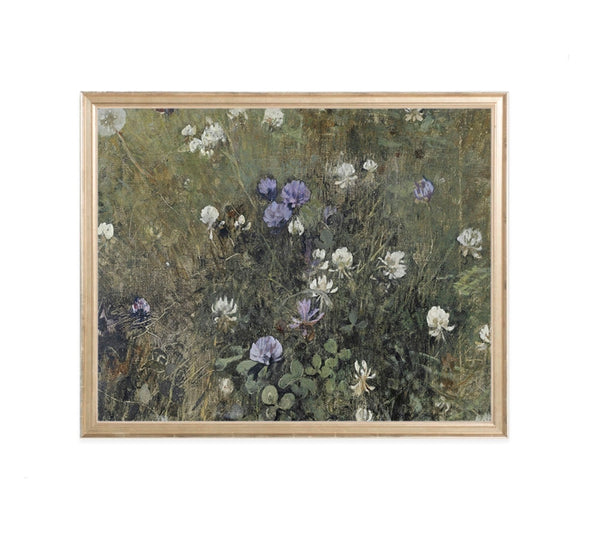 Wildflowers Wall Art Print