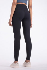 Super High Waist Yoga Legging - High Intensity Support / Tummy Control / Seamless