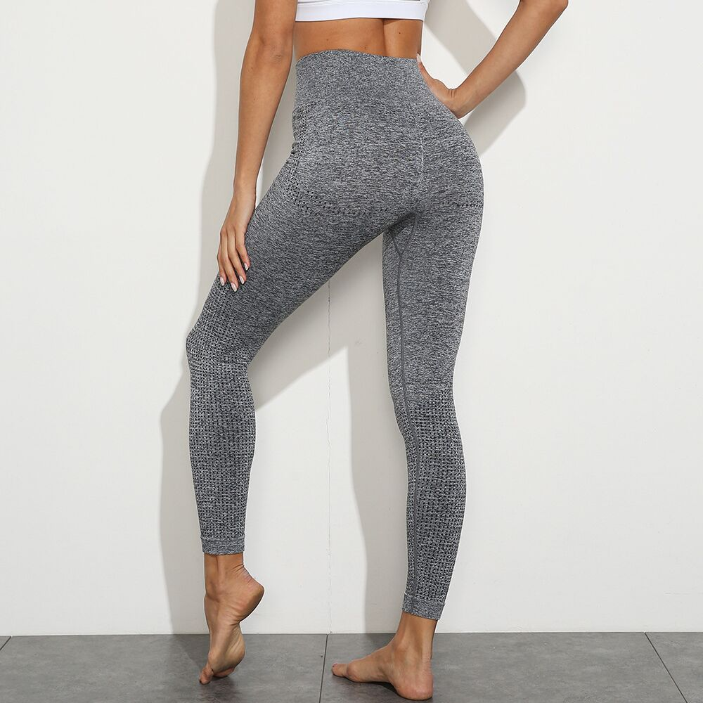 High Waist Seamless Leggings