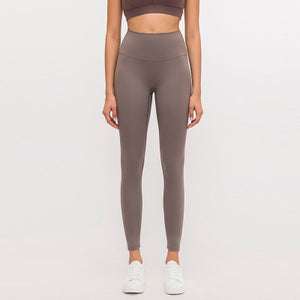 Rhythm Collection - Yoga Legging - High Waist / Nude Feel / Seamless