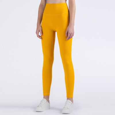 Super High Waist Yoga Legging - S2020 Color / Full Length / Nude Feel