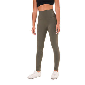All New High Waist Yoga Legging - Buttery Soft / Moisture Wicking