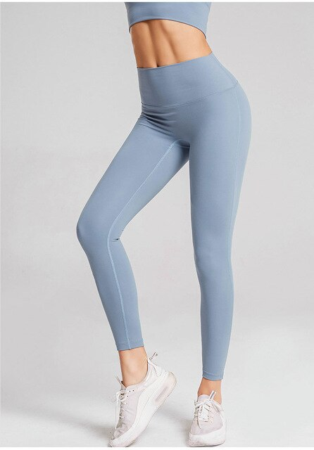 Seamless Yoga Legging - High Compression / Tummy Support