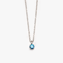 Load image into Gallery viewer, Solitaire Necklace — Any Shape