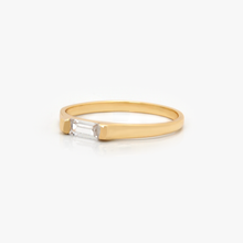 Load image into Gallery viewer, Baguette Ring