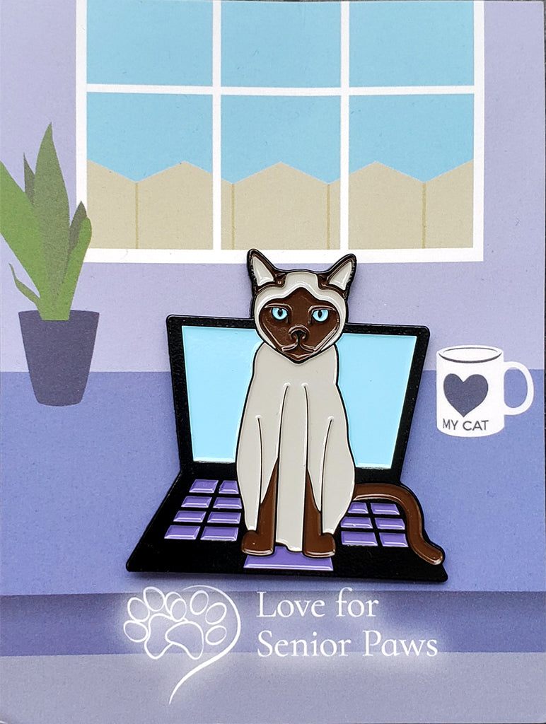 laptop-cat-office-love-for-senior-paws-pin-drop