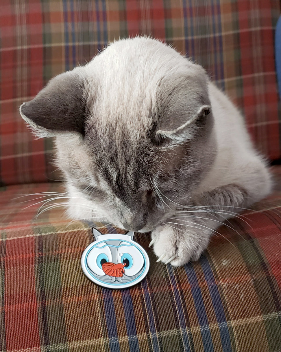 fishbowl-motivational-poster-being-watched-fish-cat-enamel-pin-love-for-senior-paws-pin-drop-stormy-senior-cat