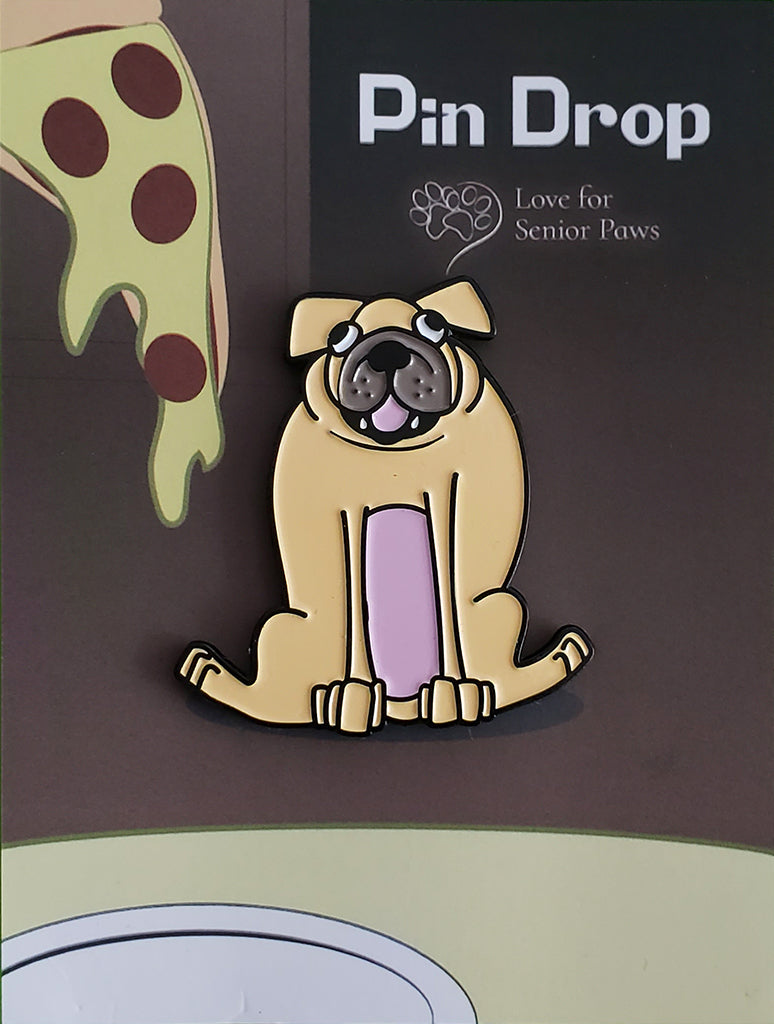 pizza-pug-enamel-pin-love-for-senior-paws-pin-drop