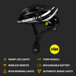 Safe-Tec TYR3 Smart Helmet