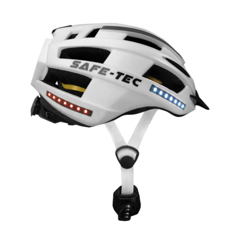 Safe-Tec Asgard MIPS Smart Bicycle Helmet - Unisex