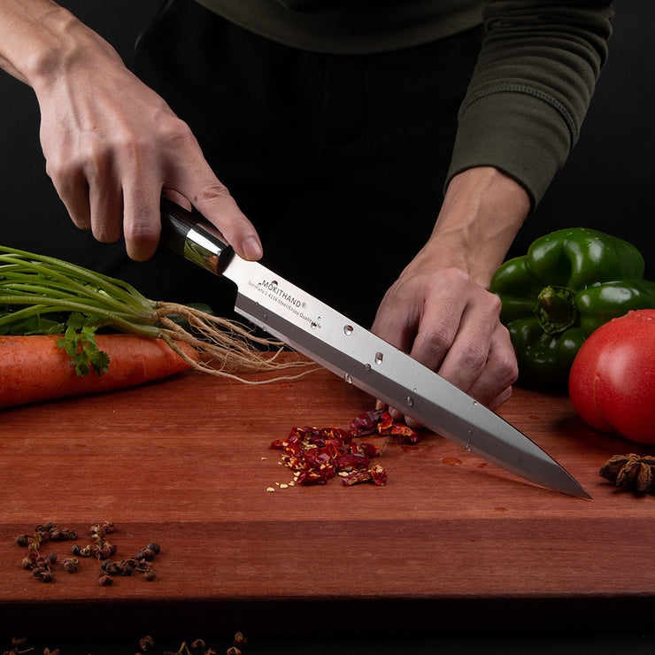 High Carbon Japanese Sushi Filleting Knife - gadgets4chef
