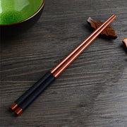 Handmade Chopsticks Chestnut - gadgets4chef