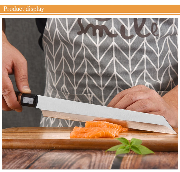 Japanese Salmon Sushi Knife - gadgets4chef